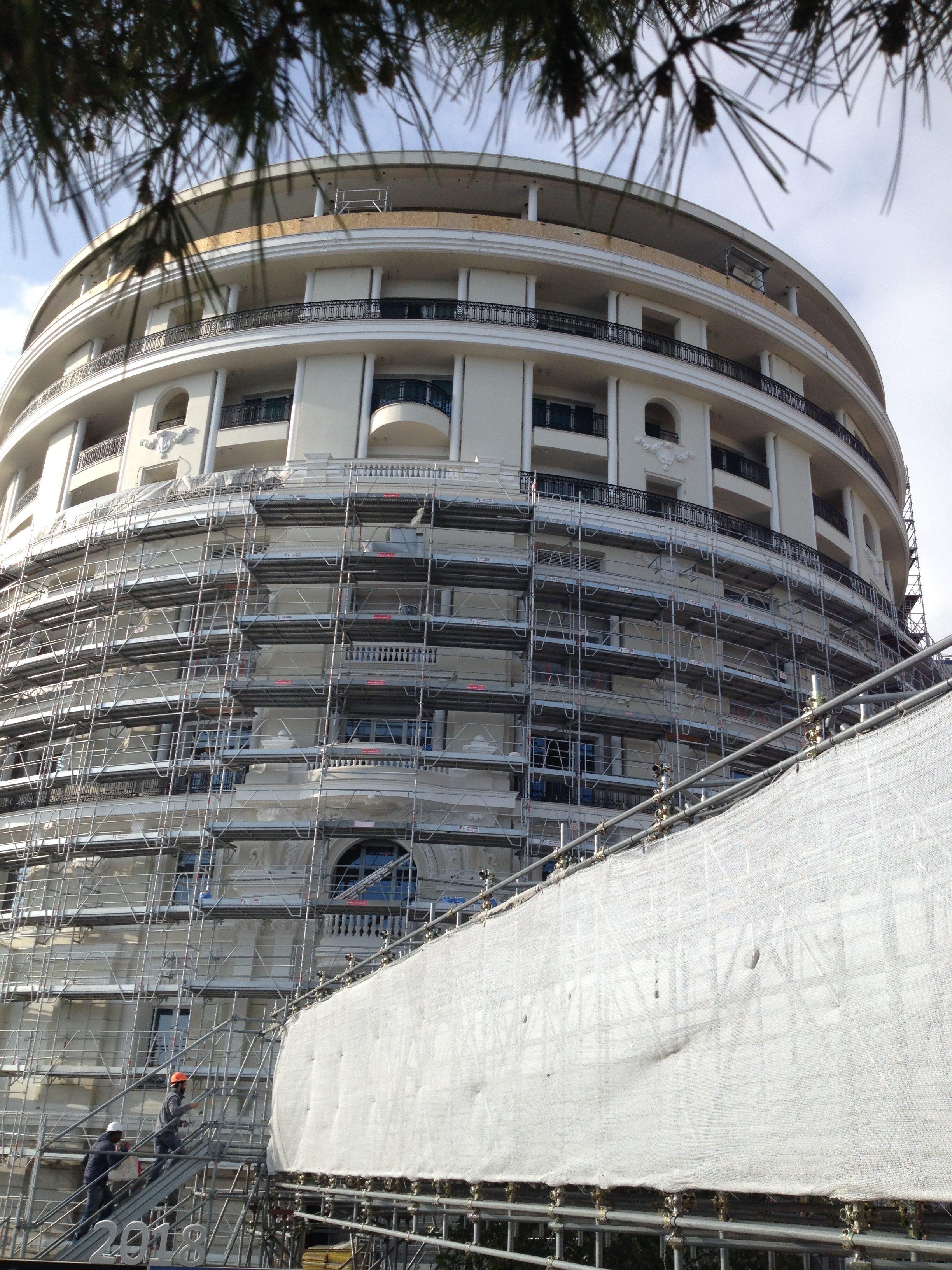 hotel de paris monaco (2016-2018)